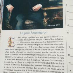 Gustave Eiffel : le prix Fourneyron