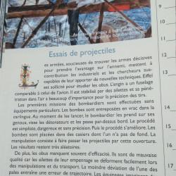 Gustave Eiffel : Essais de projectiles