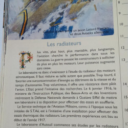 Gustave Eiffel : les radiateurs