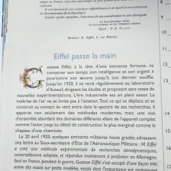 Gustave Eiffel : passe la main