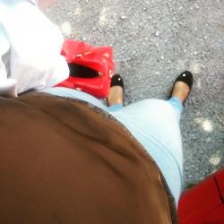 mes tenues de mode …