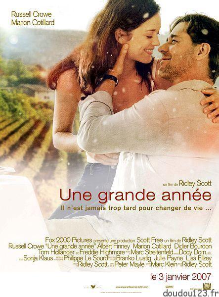 affiche-Une-Grande-annee-A-Good-Year-2005-2